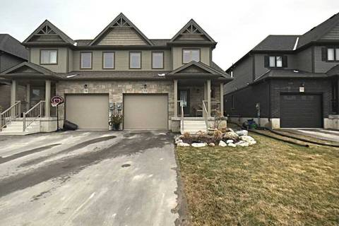Townhouse for sale at 72 Robertson St Collingwood Ontario - MLS: S4421702