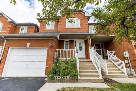 Townhouse for sale at 72 Sahara Tr Brampton Ontario - MLS: W4915752