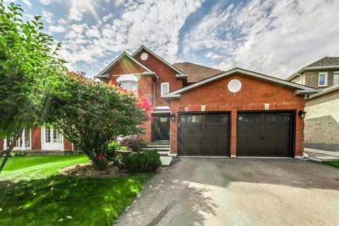 House for sale at 72 Savage Rd Newmarket Ontario - MLS: N4511177