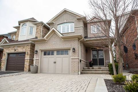 Residential property for sale at 72 Scepter Pl Whitby Ontario - MLS: E4447764