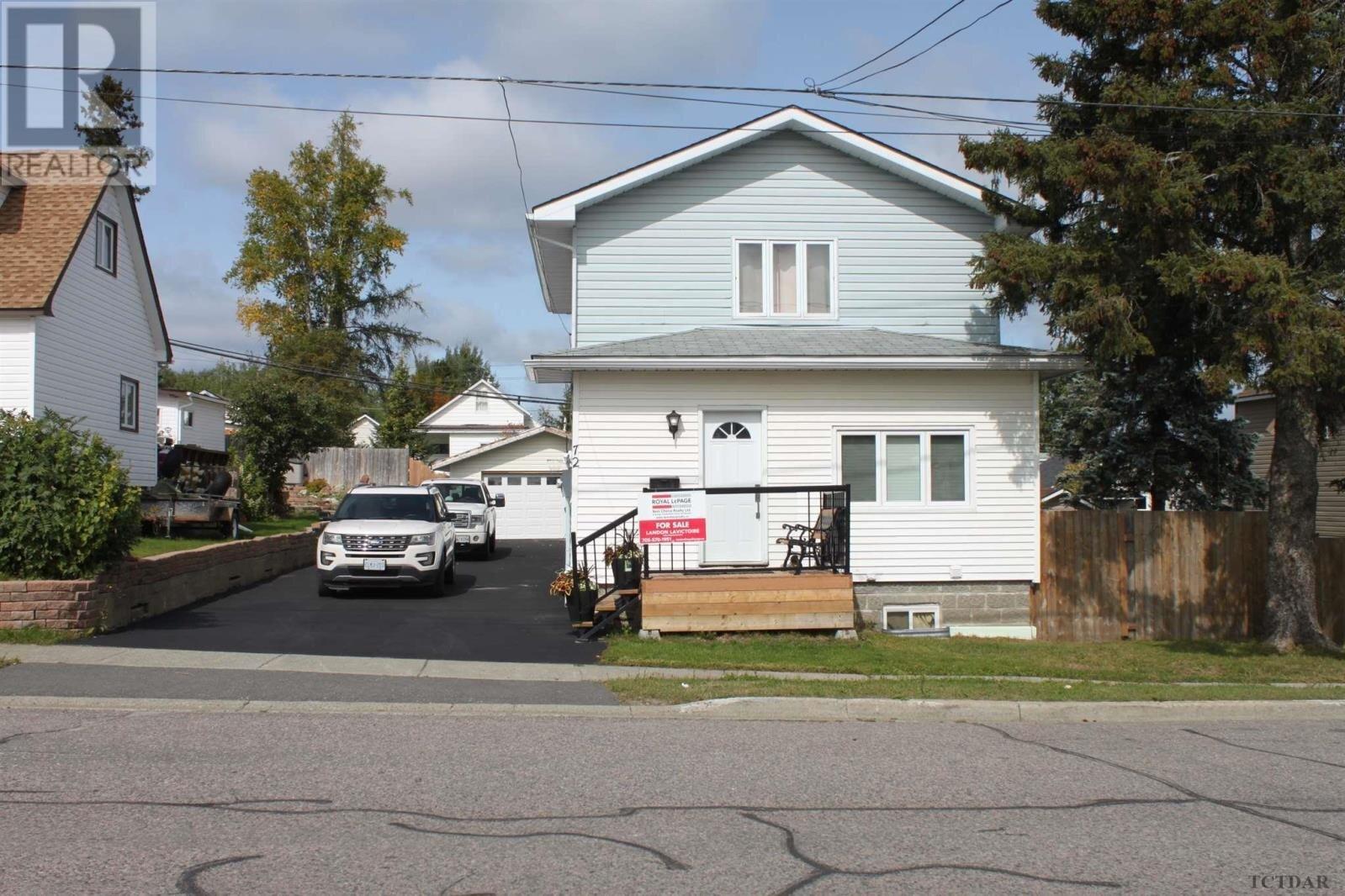 House for sale at 72 Second St E Kirkland Lake Ontario - MLS: TM200359