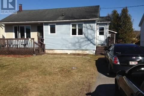 House for sale at 72 Simpson Dr Saint John New Brunswick - MLS: NB026224
