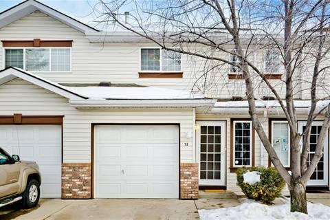 Townhouse for sale at 72 Somervale Pk Southwest Calgary Alberta - MLS: C4281402