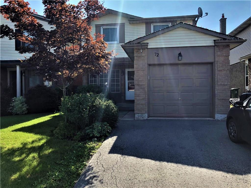 Removed: 72 Spartan Avenue, Stoney Creek, ON - Removed on 2018-09-24 18:48:23