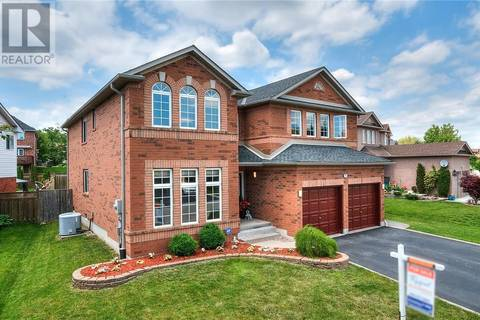 House for sale at 72 Spooner Cres Cambridge Ontario - MLS: 30746200