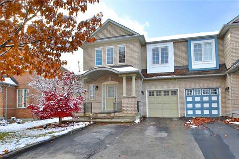 Townhouse for sale at 72 Starhill Cres Brampton Ontario - MLS: W4631947