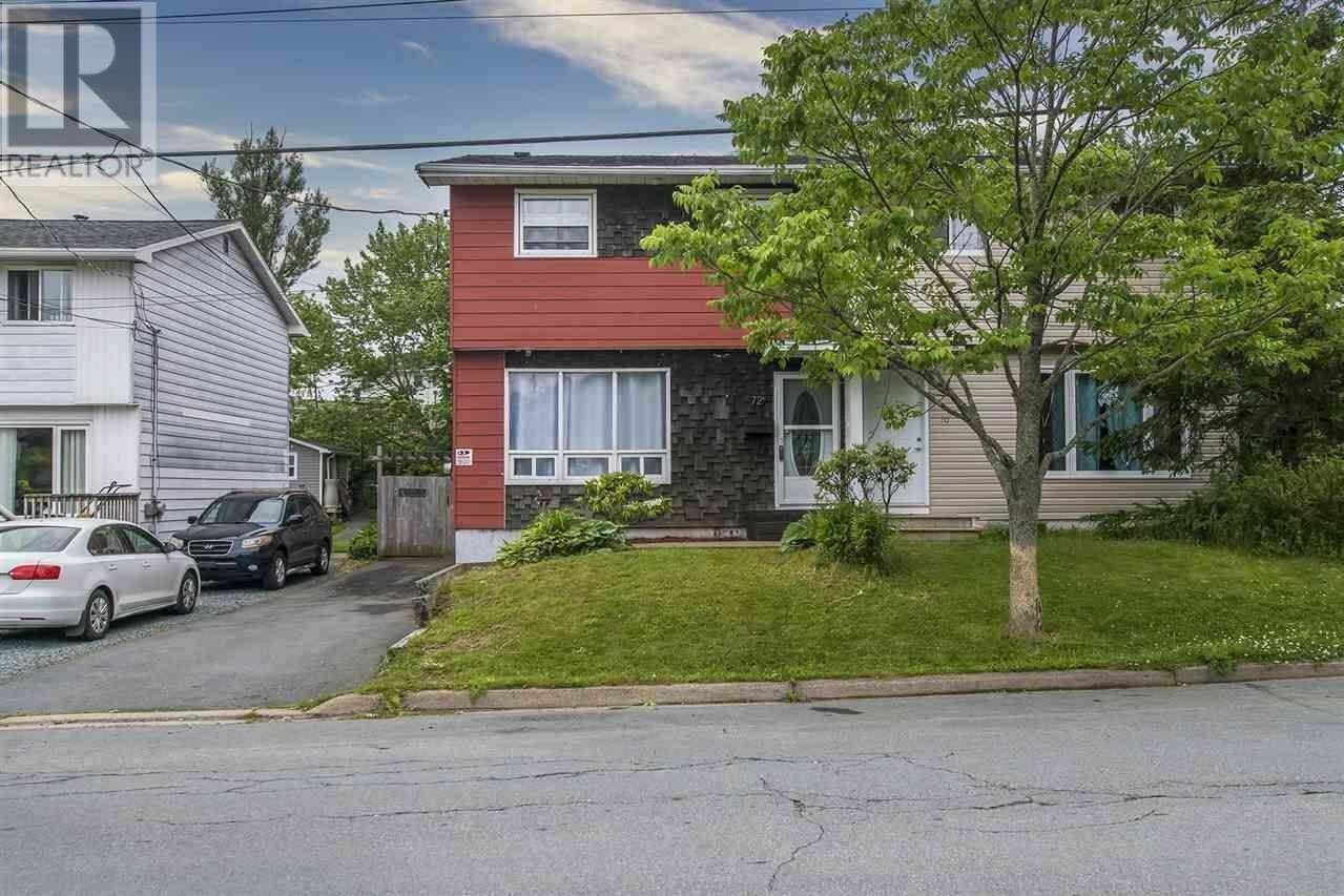 House for sale at 72 Stuart Harris Dr Dartmouth Nova Scotia - MLS: 202011461