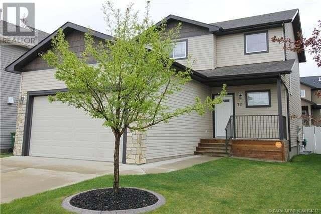 House for sale at 72 Sutherland Cs Red Deer Alberta - MLS: CA0194016