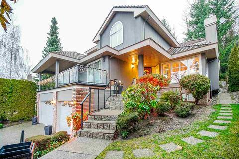 House for sale at 72 Timbercrest Dr Port Moody British Columbia - MLS: R2454471