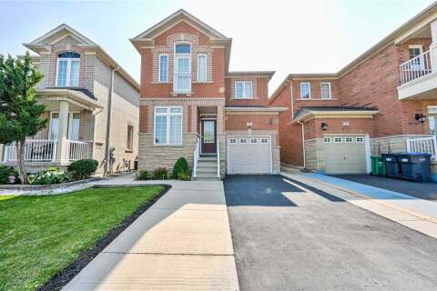 House for sale at 72 Tobermory Cres Brampton Ontario - MLS: W4924141