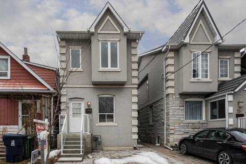 House for sale at 72 Torrens Ave Toronto Ontario - MLS: E4443394
