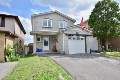 House for sale at 72 Trillium Cres Barrie Ontario - MLS: S4828626
