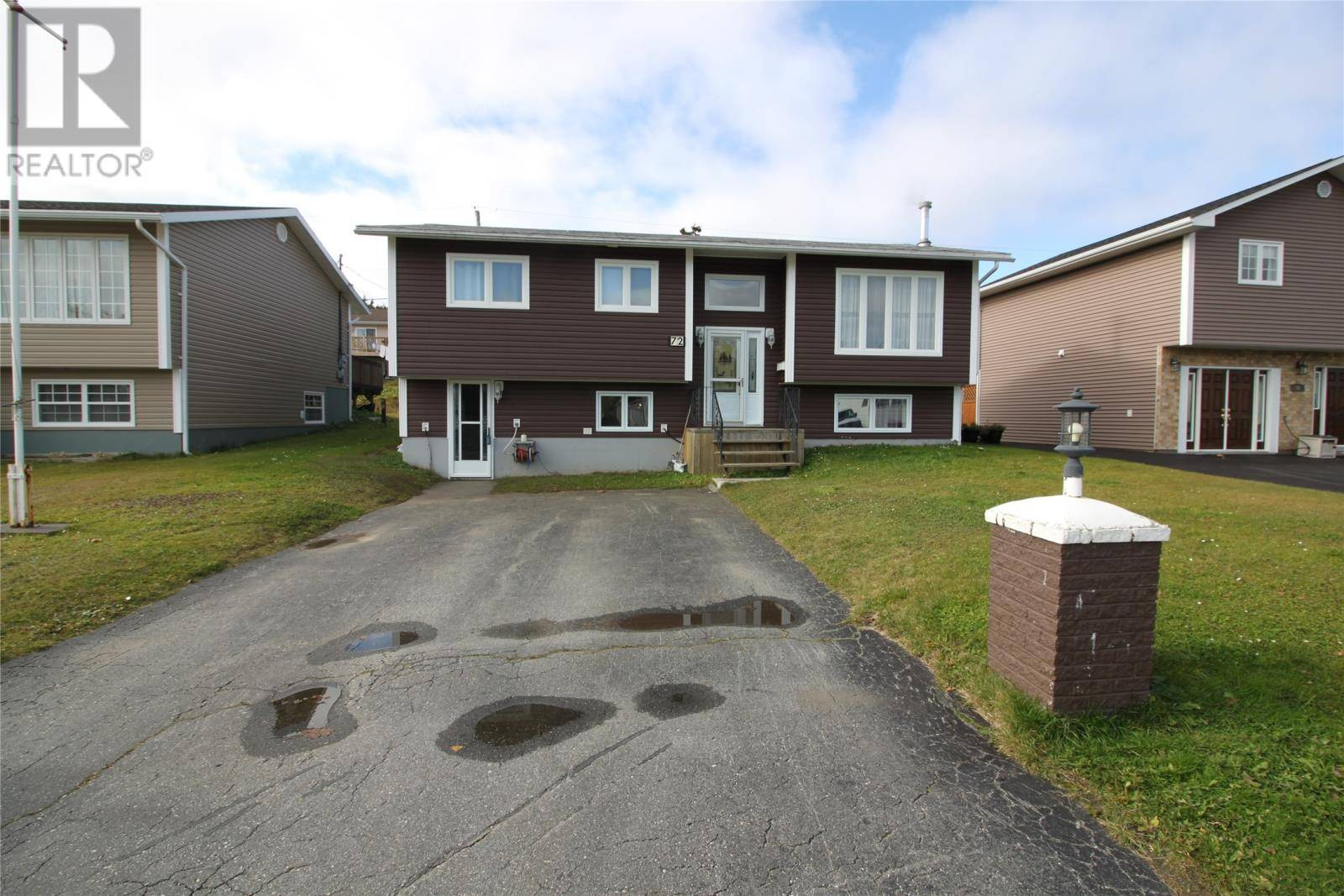 House for sale at 72 Valley View Dr Corner Brook Newfoundland - MLS: 1205392