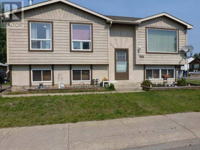 House for sale at 72 Valleyview Pl Tumbler Ridge British Columbia - MLS: 179298
