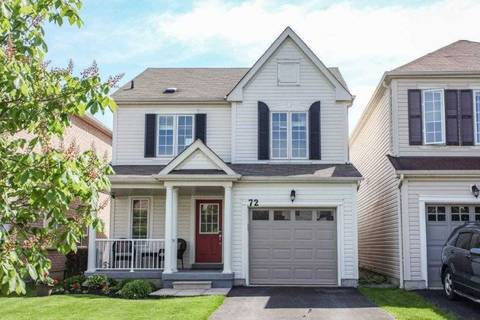 House for sale at 72 Vanguard Dr Whitby Ontario - MLS: E4468383
