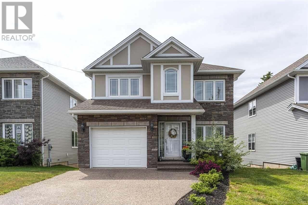 House for sale at 72 Walter Havill Dr Halifax Nova Scotia - MLS: 202011809