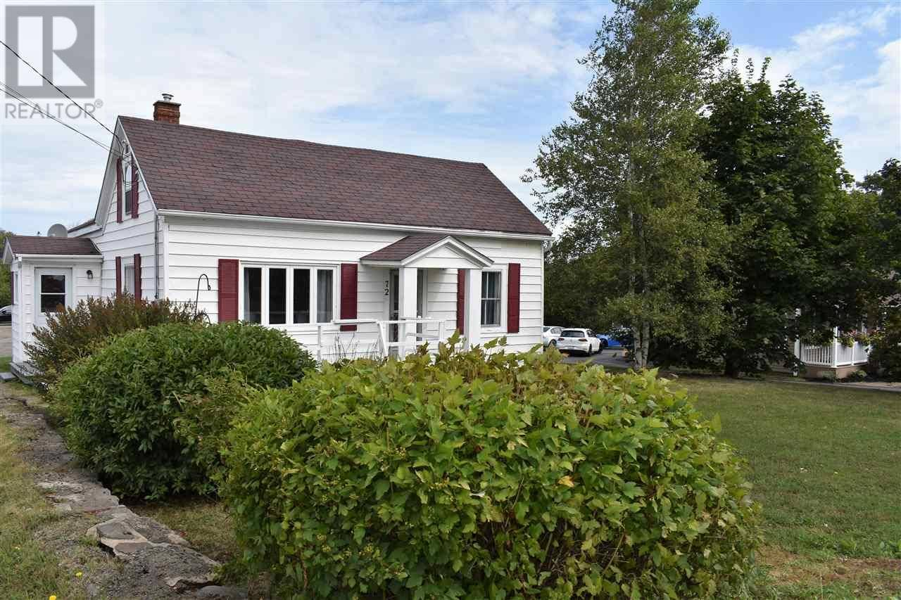 House for sale at 72 Warwick St Digby Nova Scotia - MLS: 201920869