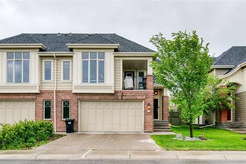 Townhouse for sale at 72 Wentworth Sq Southwest Calgary Alberta - MLS: C4253120