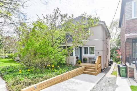 Townhouse for sale at 72 West Lynn Ave Toronto Ontario - MLS: E4771733