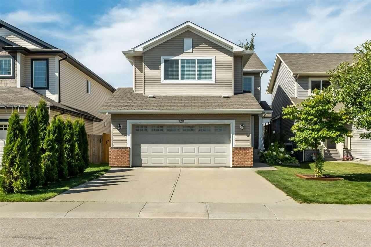 House for sale at 720 173 St SW Edmonton Alberta - MLS: E4212417