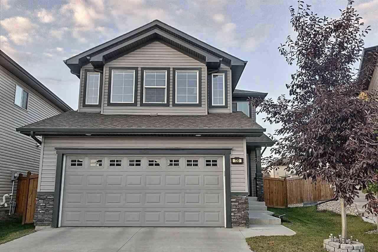 House for sale at 720 40 Av NW Edmonton Alberta - MLS: E4216810