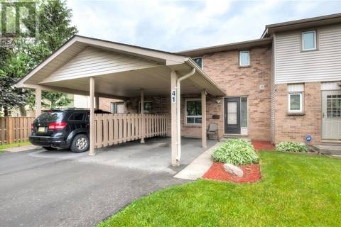 Townhouse for sale at 41 Deveron Cres Unit 720 London Ontario - MLS: 204207