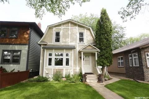 House for sale at 720 4th Ave N Saskatoon Saskatchewan - MLS: SK805503