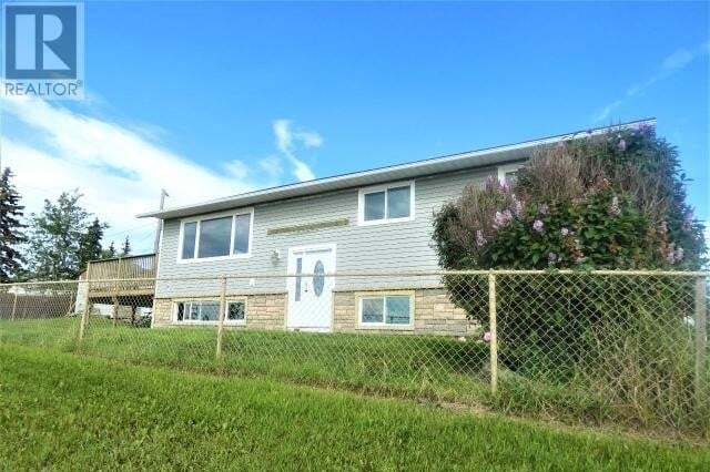 House for sale at 720 97a Ave Dawson Creek British Columbia - MLS: 184654