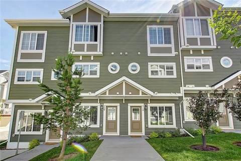Townhouse for sale at 720 Evansridge Common Northwest Calgary Alberta - MLS: C4259335