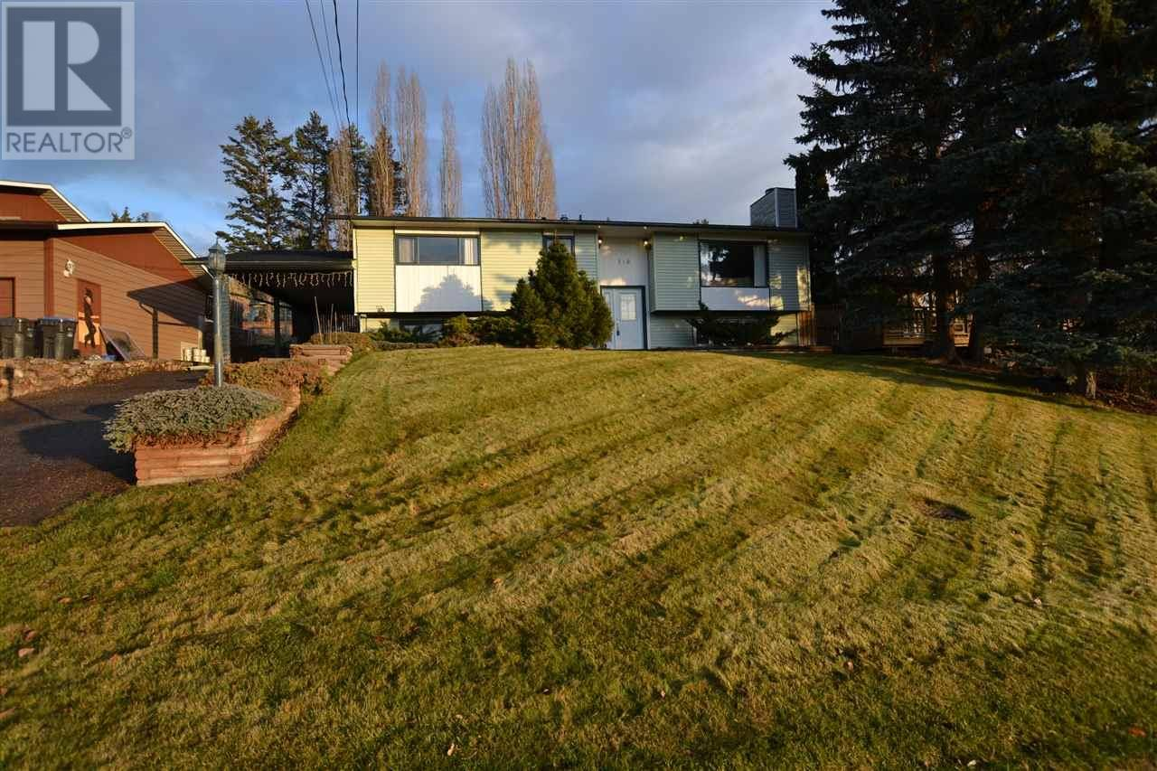 House for sale at 720 4th Ave N Williams Lake British Columbia - MLS: R2420128