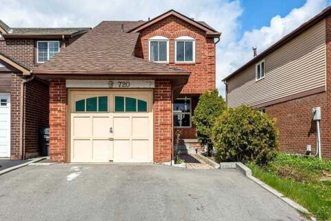 House for sale at 720 Queensbridge Dr Mississauga Ontario - MLS: W4814045