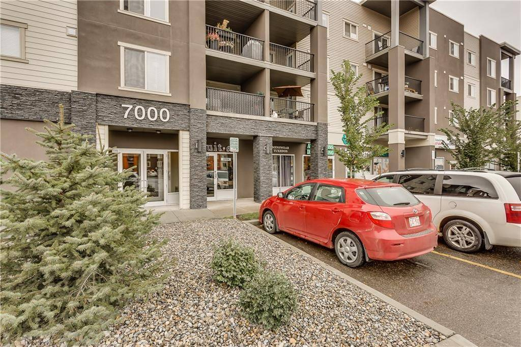 Condo for sale at 403 Mackenzie Wy Sw Unit 7202 Downtown, Airdrie Alberta - MLS: C4248774
