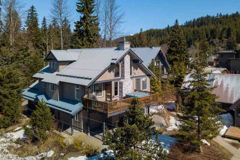 House for sale at 7204 Fitzsimmons Rd S Whistler British Columbia - MLS: R2356630
