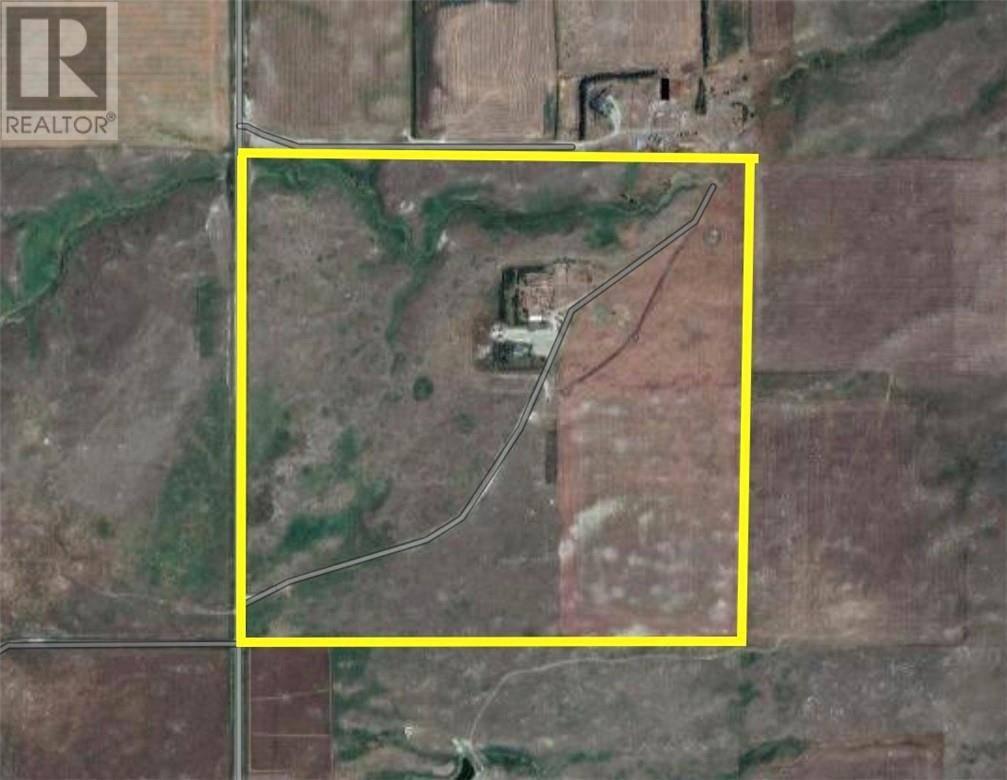 Home for sale at 72045 Range Rd Fort Macleod Alberta - MLS: ld0191428