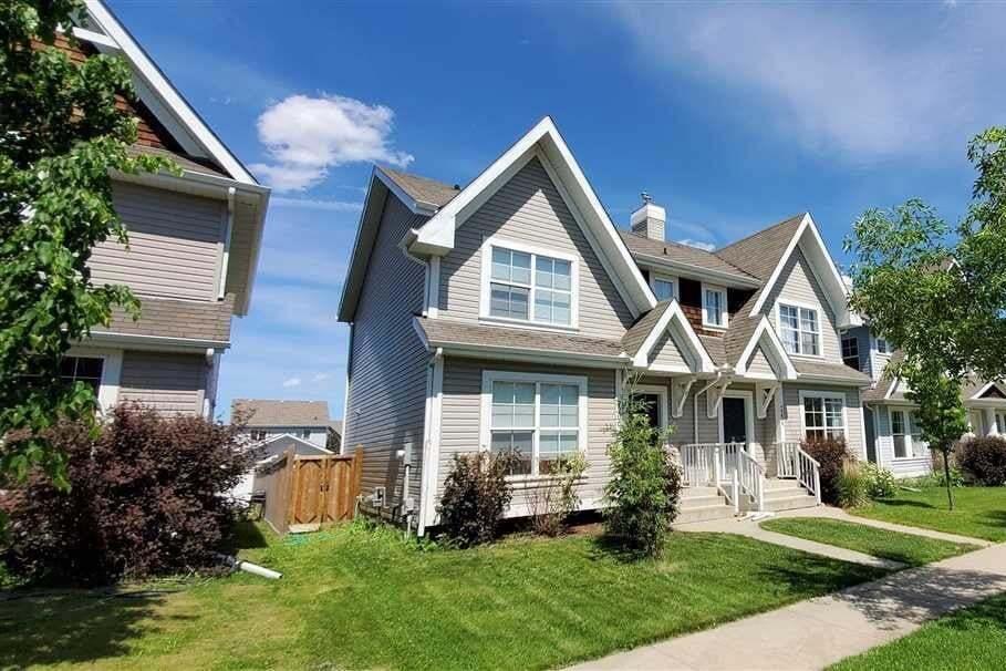 Townhouse for sale at 7206 16 Av SW Edmonton Alberta - MLS: E4203164