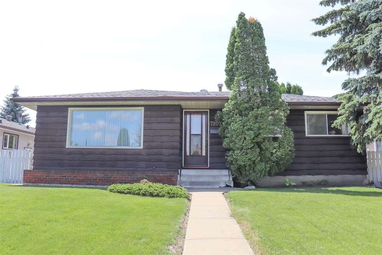 House for sale at 7207 99 Av NW Edmonton Alberta - MLS: E4205773