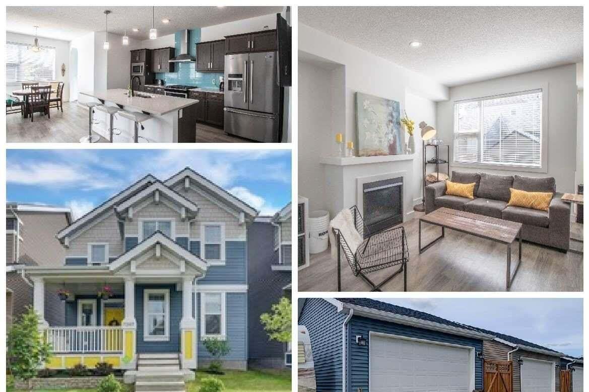 House for sale at 7207 Summerside Grande Bv SW Edmonton Alberta - MLS: E4203266