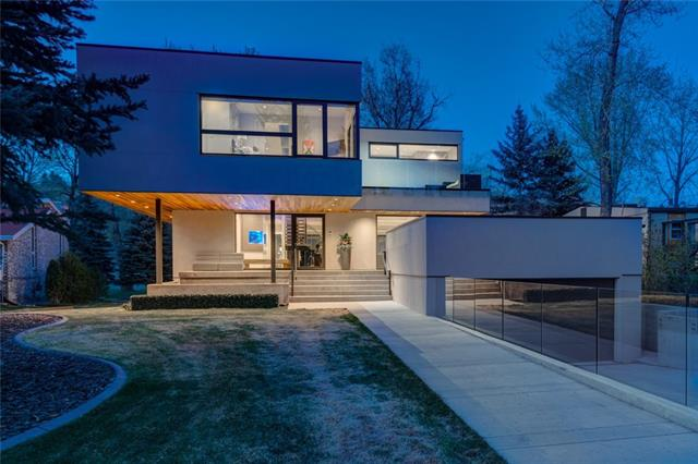 For Sale: 7208 Bow Crescent Northwest, Calgary, AB | 4 Bed, 5 Bath House for $2,599,900. See 47 photos!