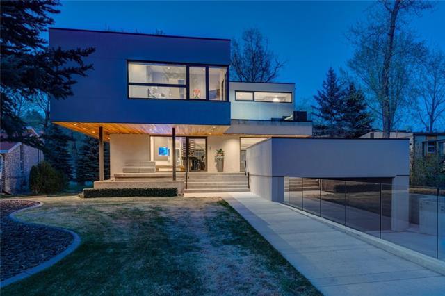 Sold: 7208 Bow Crescent Northwest, Calgary, AB