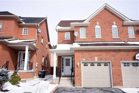 Townhouse for rent at 7209 Aztec Hl Mississauga Ontario - MLS: W4732721