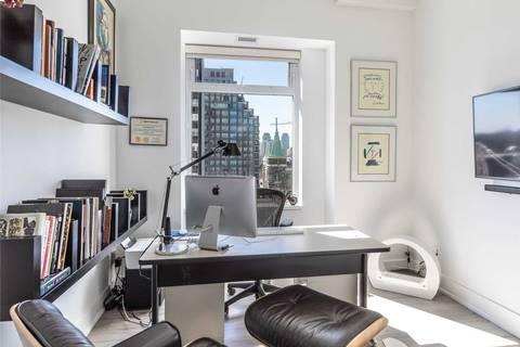 Condo for sale at 111 St Clair Ave Unit 721 Toronto Ontario - MLS: C4396766