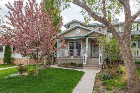 Townhouse for sale at 721 27 Ave NW Calgary Alberta - MLS: A1037457