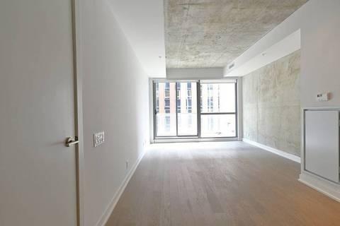 Apartment for rent at 39 Brant St Unit 721 Toronto Ontario - MLS: C4492285