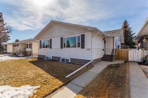 Townhouse for sale at 721 45 St Southwest Calgary Alberta - MLS: C4233673