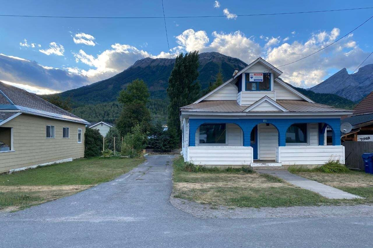 House for sale at 721 5th Ave Fernie British Columbia - MLS: 2453376
