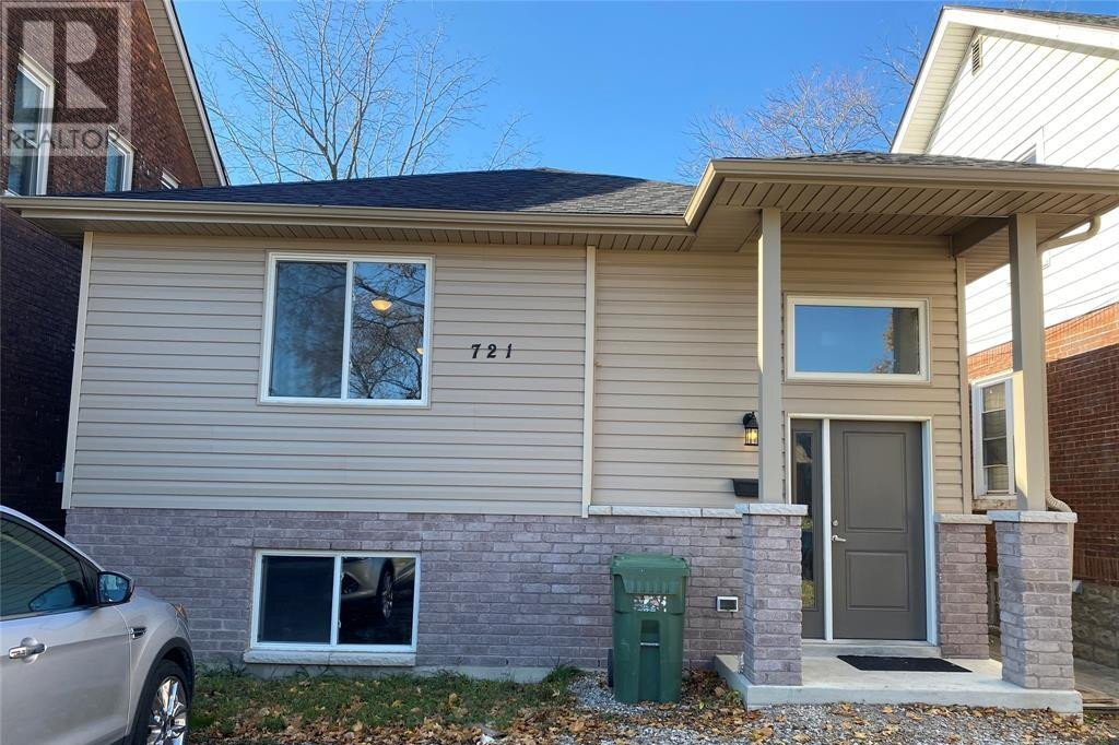 House for sale at 721 Partington  Windsor Ontario - MLS: 20015179