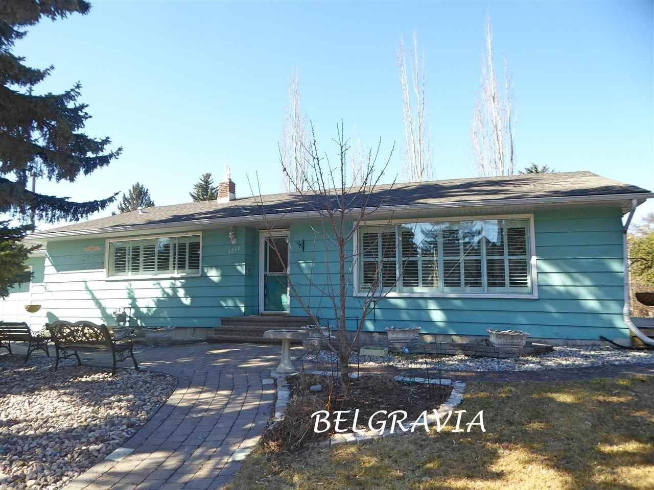 House for sale at 7210 116 St Nw Edmonton Alberta - MLS: E4182341