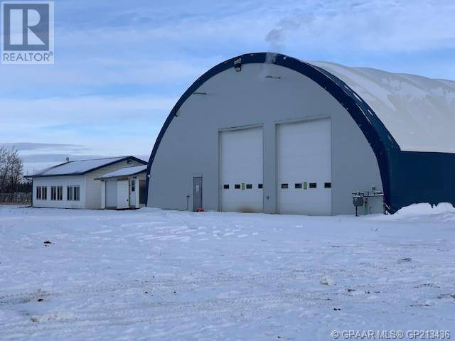 Commercial property for sale at 721039 Range Road 63  Grande Prairie, County Of Alberta - MLS: GP213436
