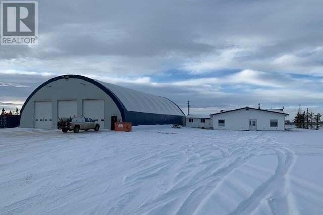 Commercial property for sale at 721039 Range Road 63  Rural Grande Prairie No. 1, County Of Alberta - MLS: GP213436
