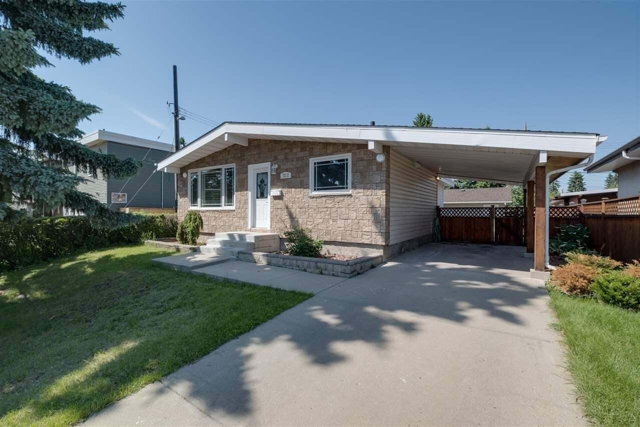 House for sale at 7212 89 Av NW Edmonton Alberta - MLS: E4202965